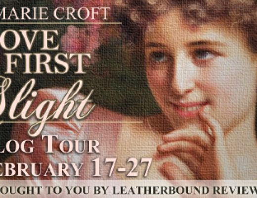 J. Marie Croft, Love at First Slight Blog Tour #Giveaway