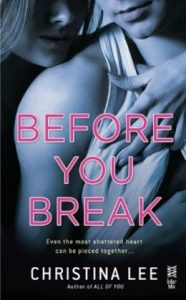 Review Before You Break by Christina Lee