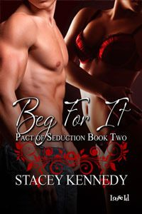 Review Beg For It by Stacey Kennedy
