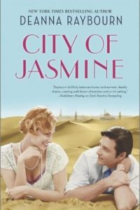 Review City of Jasmine by Deanna Raybourn