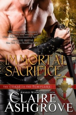 Review: Immortal Sacrifice by Claire Ashgrove