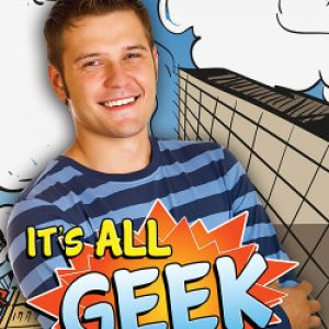 Afternoon Delight: It's All Geek to Me by J.L. Merrow