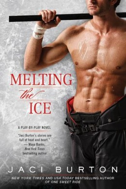 Review: Melting Ice by Jaci Burton