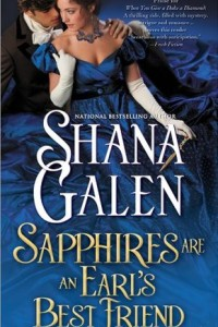 Review Sapphires area an Earl's Best Friend by Shana Galen