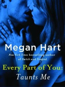 Review Taunts Me by Megan Hart
