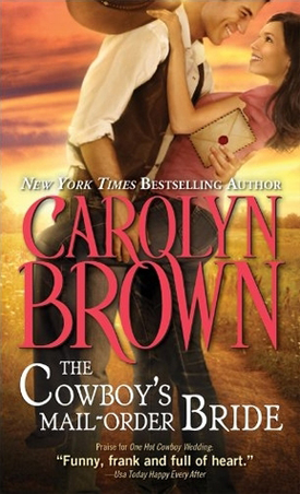 Review: The Cowboy's Mail Order Bride by Carolyn Brown