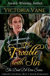 The Trouble with Sin by Victoria Vane