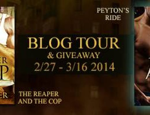 Peyton's Ride & The Reaper and the Cop Blog Tour
