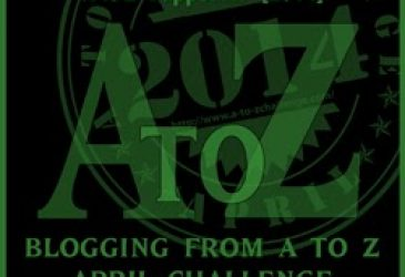 The 2014 A to Z Blogging Challenge!
