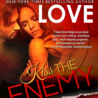 Spotlight: Kiss the Enemy by Dianna Love #Giveaway