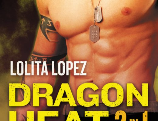 Interview: Lolita Lopez and her Dragon Heat 2-in-1 Novel!
