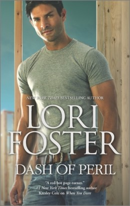 Review: Dash of Peril by Lori Foster