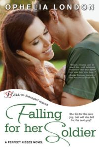 Review Falling For Her Soldier by Ophela London