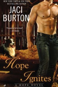 Review Hope Ignites by Jaci Burton