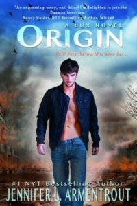 Review Origin by Jennifer L. Armentrout