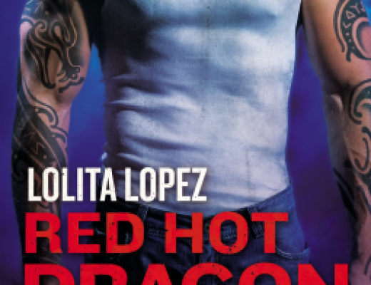 Afternoon Delight: Red Hot Dragon by Lolita Lopez