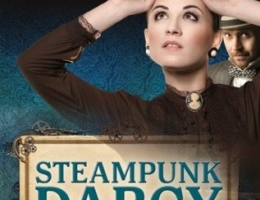 Review: Steampunk Darcy by Monica Fairview
