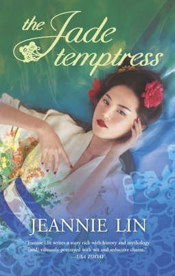 ARC Review: The Jade Temptress by Jeannie Lin