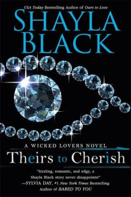 Review: Theirs to Cherish by Shayla Black #Giveaway