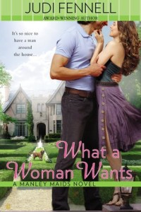 Review What a Woman Wants by Judi Fennell