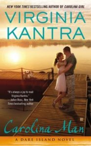 Review Carolina Man by Virginia Kantra