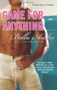 Review Game for Anything by Bella Andre