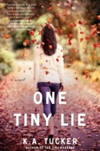 Review One Tiny Lie by K.A. Tucker
