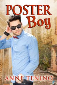 Review Poster Boy by Anne Tenino