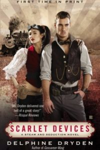 Review Scarlet Devices by Delphine Dryden