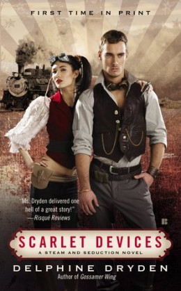 Review: Scarlet Devices by Delphine Drysden