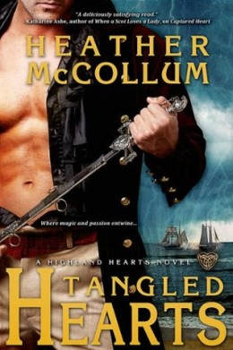 Review: Tangled Hearts by Heather McCollum