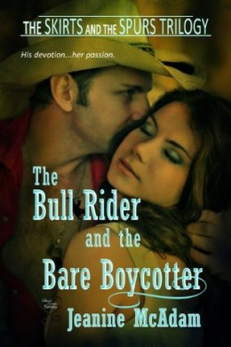 Review: The Bullrider and the Bare Boycotter by Jeanine McAdam