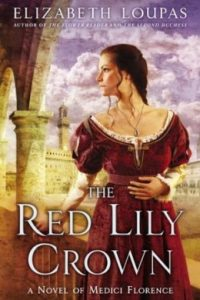 Review The Red Lily Crown by Elizabeth Loupas
