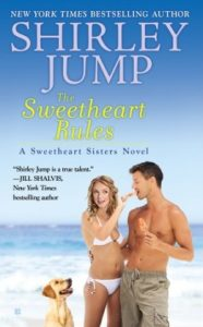 Review The Sweetheart Rules by Shirley Jump