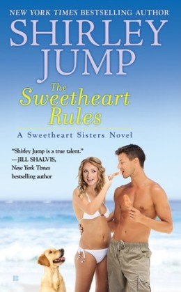 Review: The Sweetheart Rules by Shirley Jump