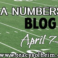 Five Fun Facts about A Numbers Game by Tracy Solheim #Giveaway