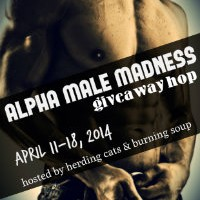 Alpha Male Madness Giveaway Hop – $100 Amazon GC!