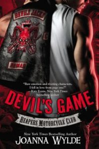 Devil's Game by Joanna Wylde