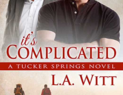 ARC Review: It's Complicated by L.A. Witt
