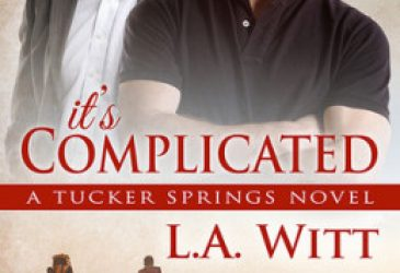 Virtual Book Tour: It's Complicated by L.A. Witt