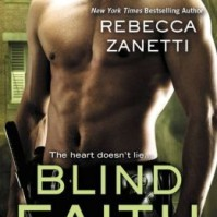 Top Five Music List Celebrating Blind Faith by Rebecca Zanetti coming to print! #giveaway