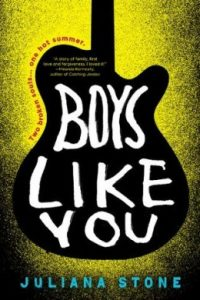 Review Boys Like You by Juliana Stone