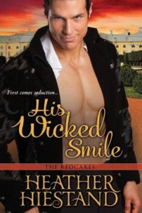 Review His Wicked Smile by Heather Hiestand