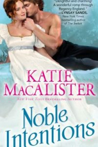 Review Nobel Intentions by Katie MacAlister