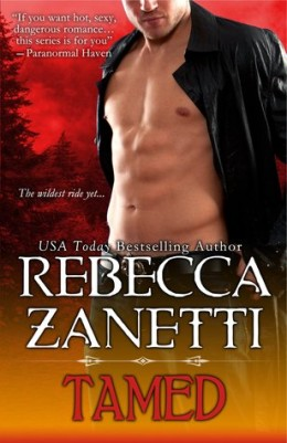 ARC Review: Tamed by Rebecca Zanetti