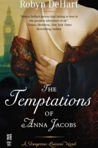 Review Temptatios of Anna Jacobs, by Robyn DeHart