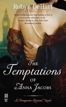 Review: Temptations of Anna Jacobs by Robyn DeHart