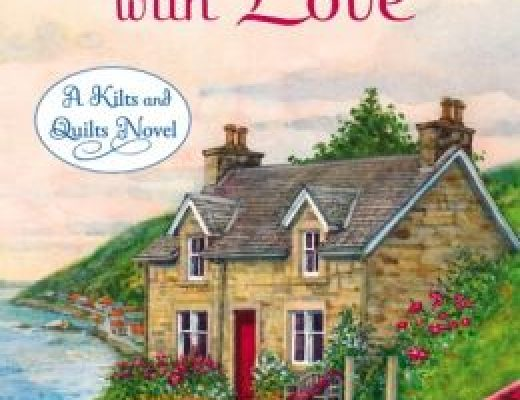 Excerpt: To Scotland with Love by Patience Griffin #Giveaway