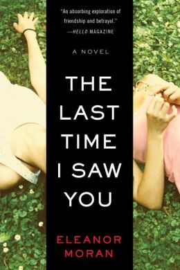 Review: The Last Time I Saw You by Eleanor Moran