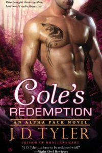 Review Cole's Redemption by J.D. Tyler